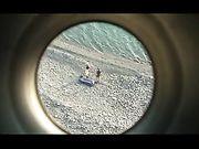 Amateur Paar macht Sex am Strand