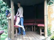 Sex im Freien mit meiner Freundin