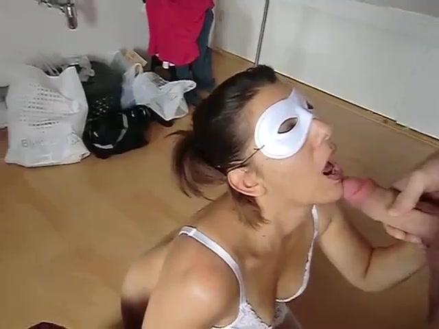 Schwanz in den mund
